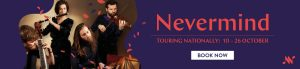 Musica Viva presents Nevermind @ Llewellyn Hall, ANU School of Music | | |