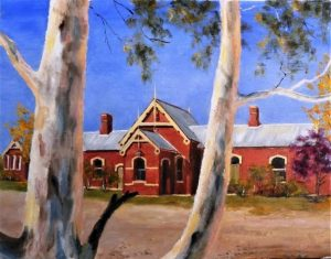 A Brush with Bungendore exhibition at Bungendore Fine Art Gallery @ Bungendore Fine Art Gallery