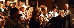 Night & Day (presented by Canberra Big Band Collective) @ Harmonie German Club | | |