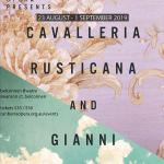 Canberra Opera – Gianni Schicchi and Cavalleri a Rusticana