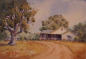 Isla Patterson - A Palette of Pioneer Places