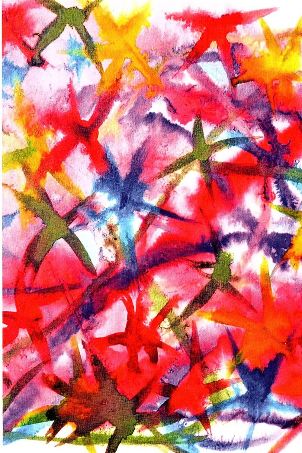 Painting with Parkinson's – Silver Lining