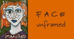 F A C E Unframed and online from  Belconnen Arts Centre