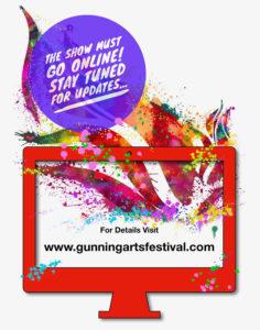 Gunning Arts Festival to go online
